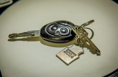 Something about finding my keys